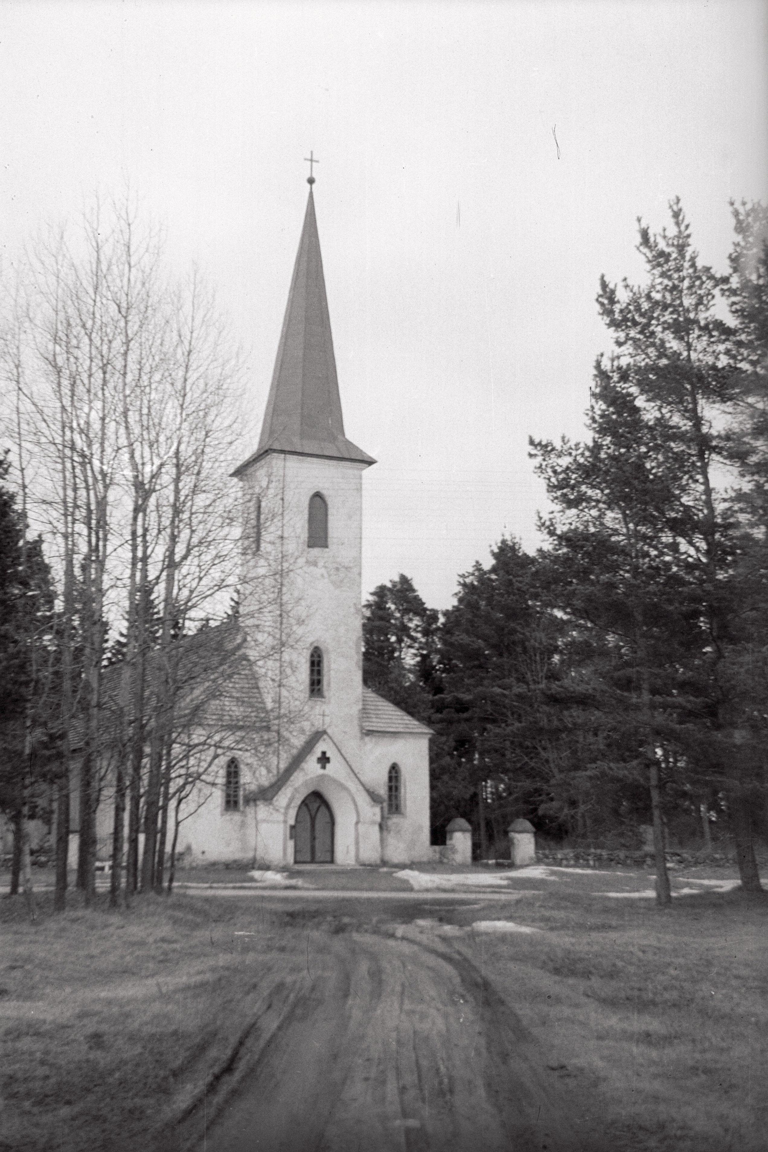 Varbla luteriusu kirik. EFA.683.0-201639