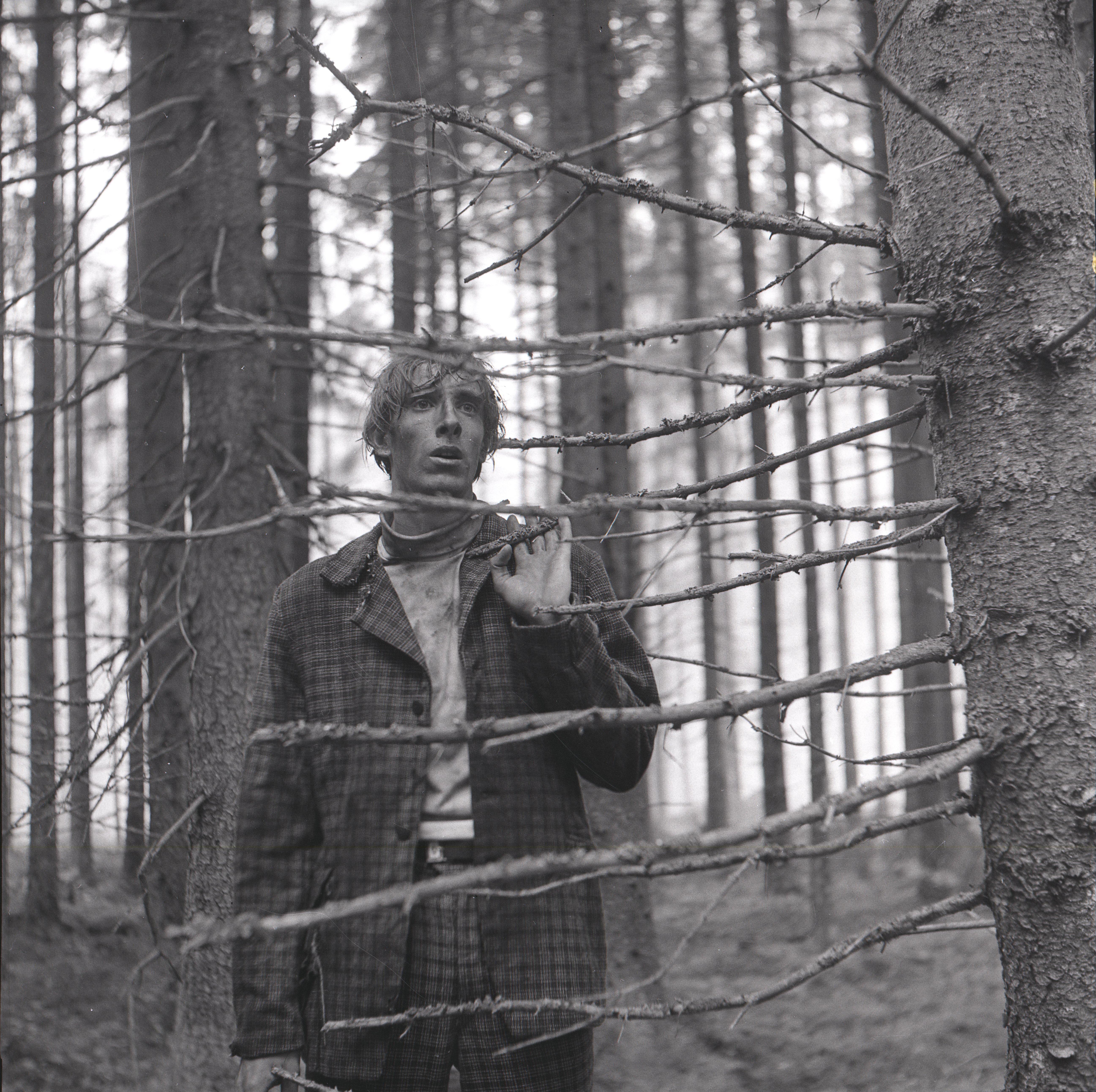 """EFA 0-213833. Mängufilm """"Tuulevaikus"""". Foto: Oti Vasemaa, 1970"""