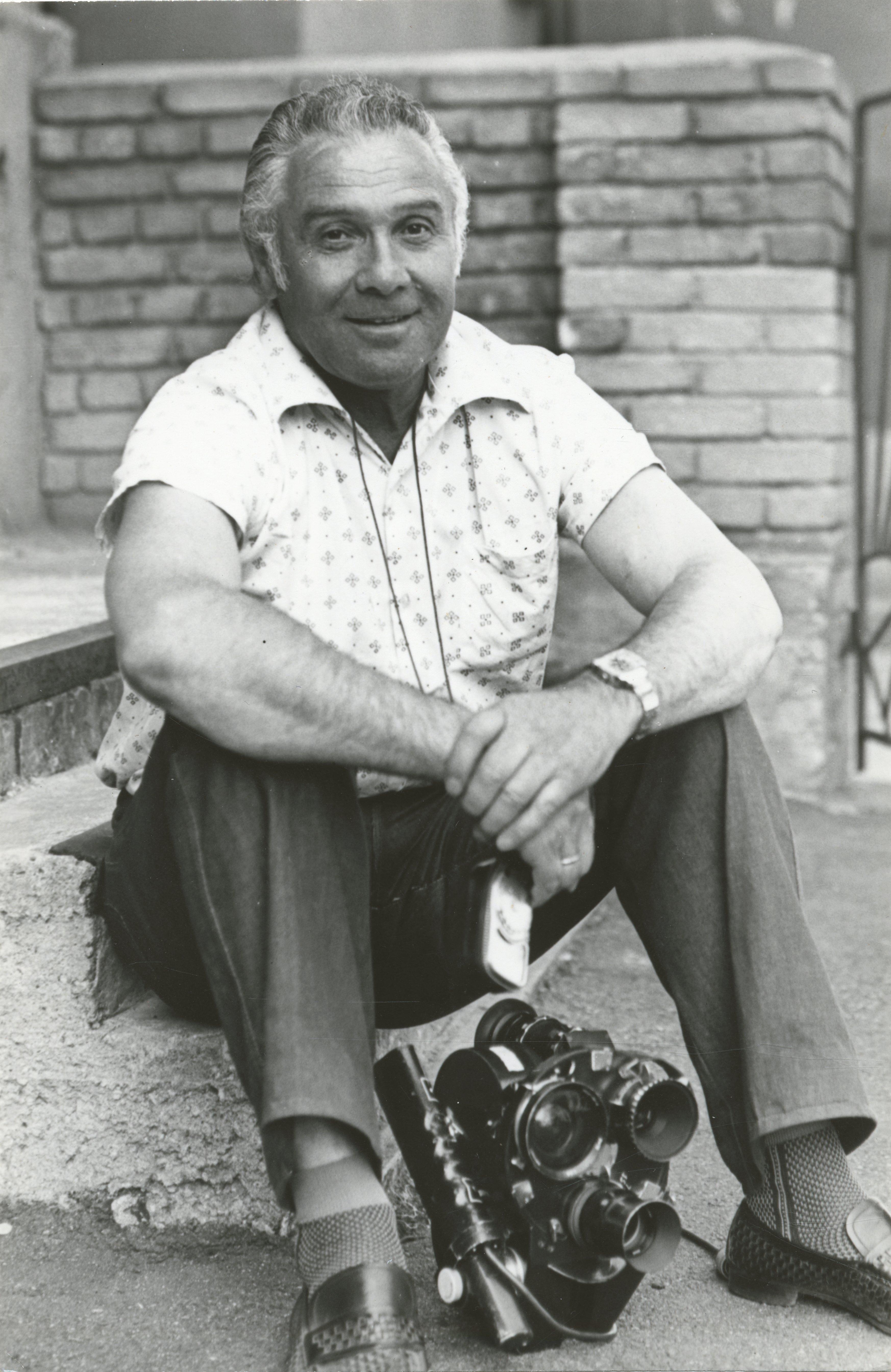EFA 0-332906. Semjon Školnikov. Foto: autor teadmata, 1981
