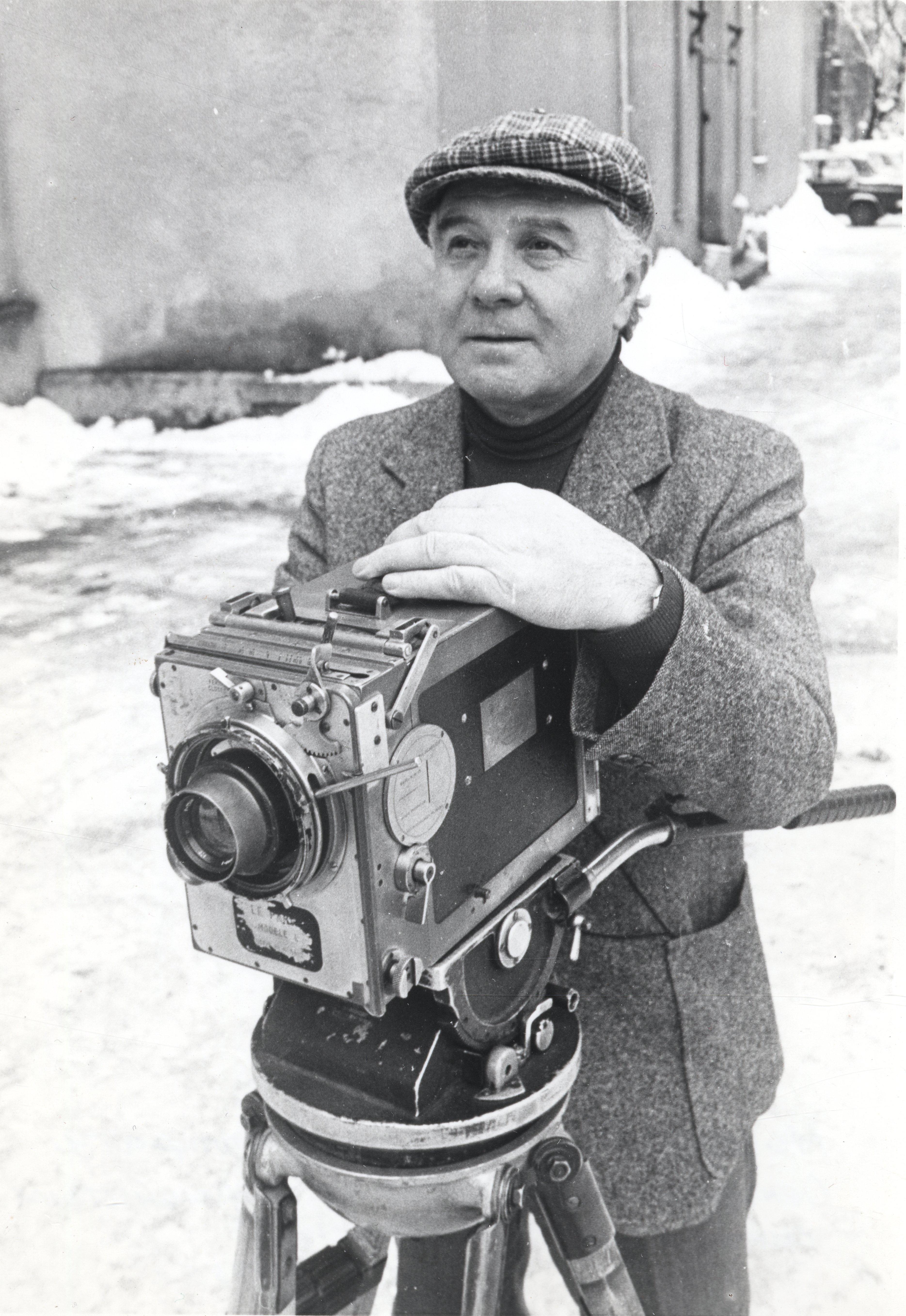 EFA 0-332909. Semjon Školnikov. Foto: autor teadmata, 1985