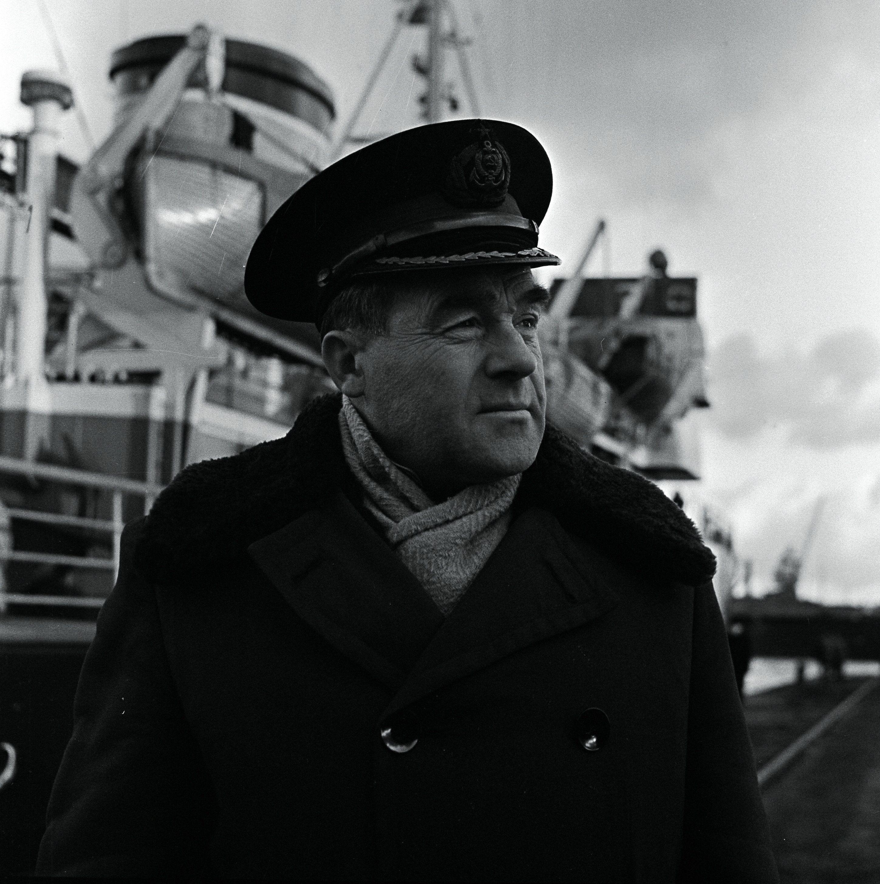 EFA.204.0-65916. Hermann Sergo Tallinna kaubasadama kapteni asetäitja