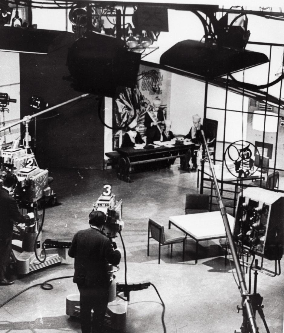 Saate tegemine Eesti Televisioonis. [1965-1970]. EFA.331.0-75934