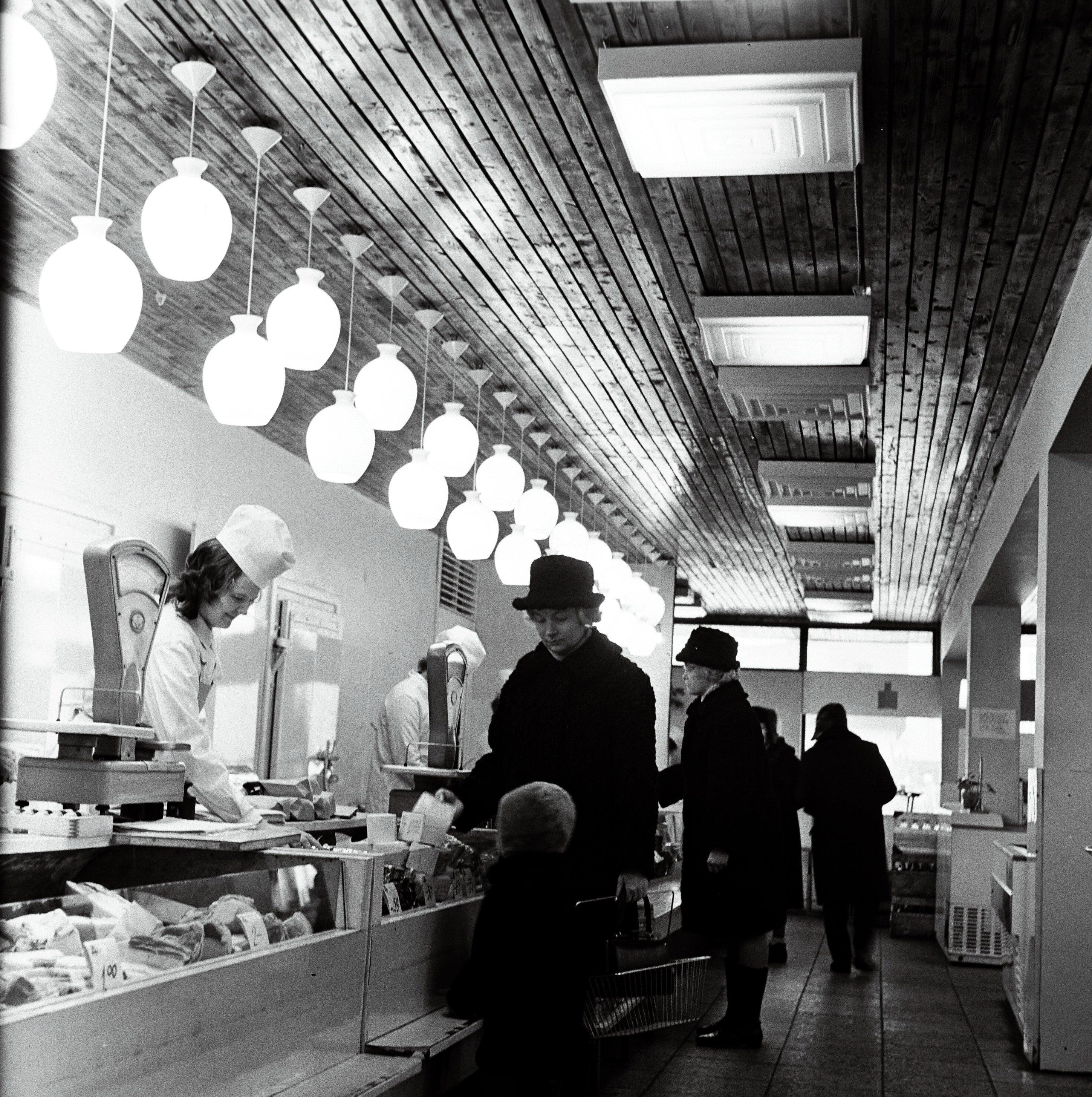 Tartu Anne kauplus, 1974. EFA.204.0-98783