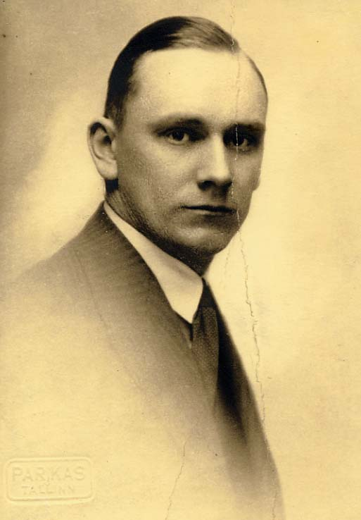 Georg von Krusenstjern (1899–?). RA, EAA.1414.2.167