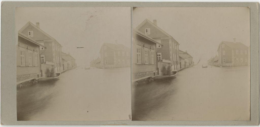 Üleujutatud Tartu tänav. EAA.3742.1.192.13. 24141728573_241845c03d_o