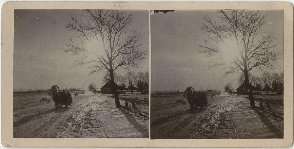 Talvine maastik Tartu lähedal. Autor: Olga Dietze. EAA.3742.1.192.14. 24742359966_b642e0d707_o