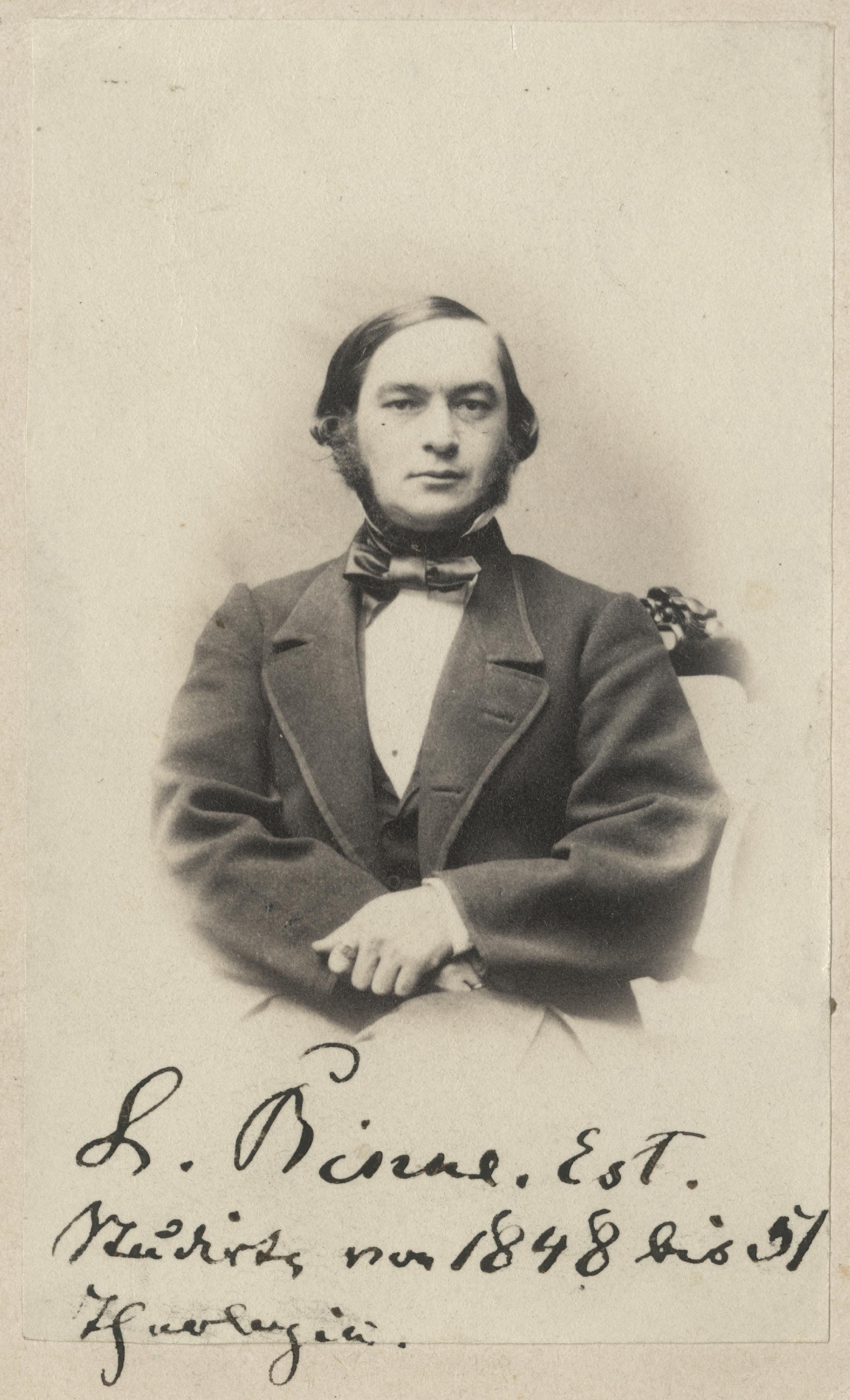 Leopold Rinne (1827-1887). EAA.1843.1.219.151
