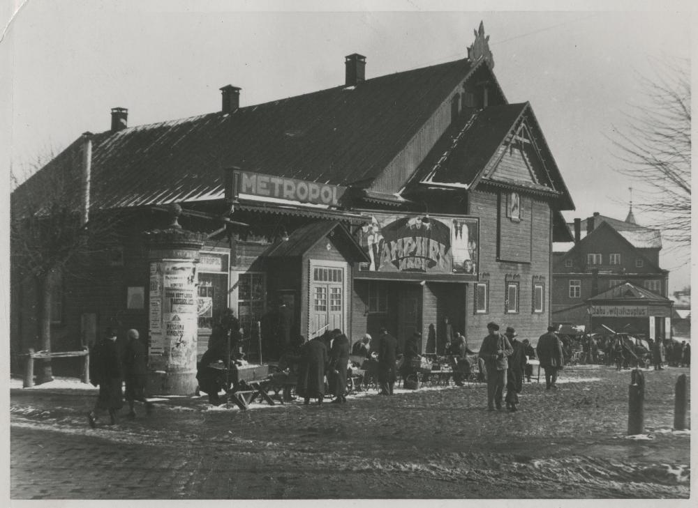 Kino Metropol Tartus, Kalda tänaval. 1936 RA, EAA.2111.1.14670. eaa2111_001_0014670_00000_00003_f