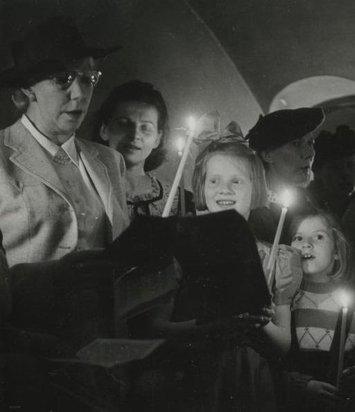 Mida lauldi 1938. aasta jõulupeol Roobakas?