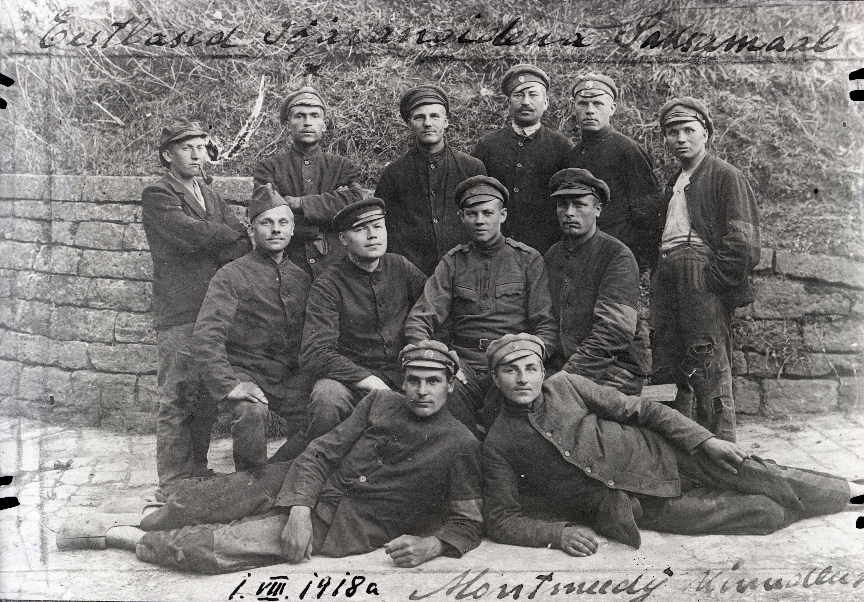 Ilmasõja sõjavangist Eesti väkke