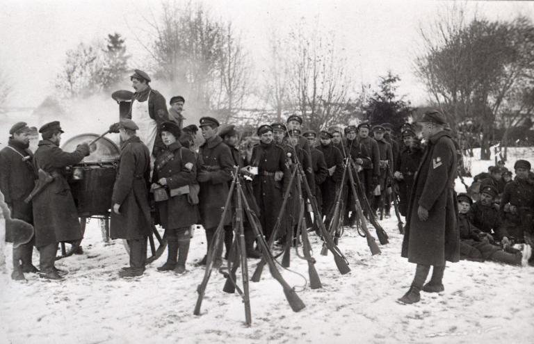 Pilte vabadussõjast