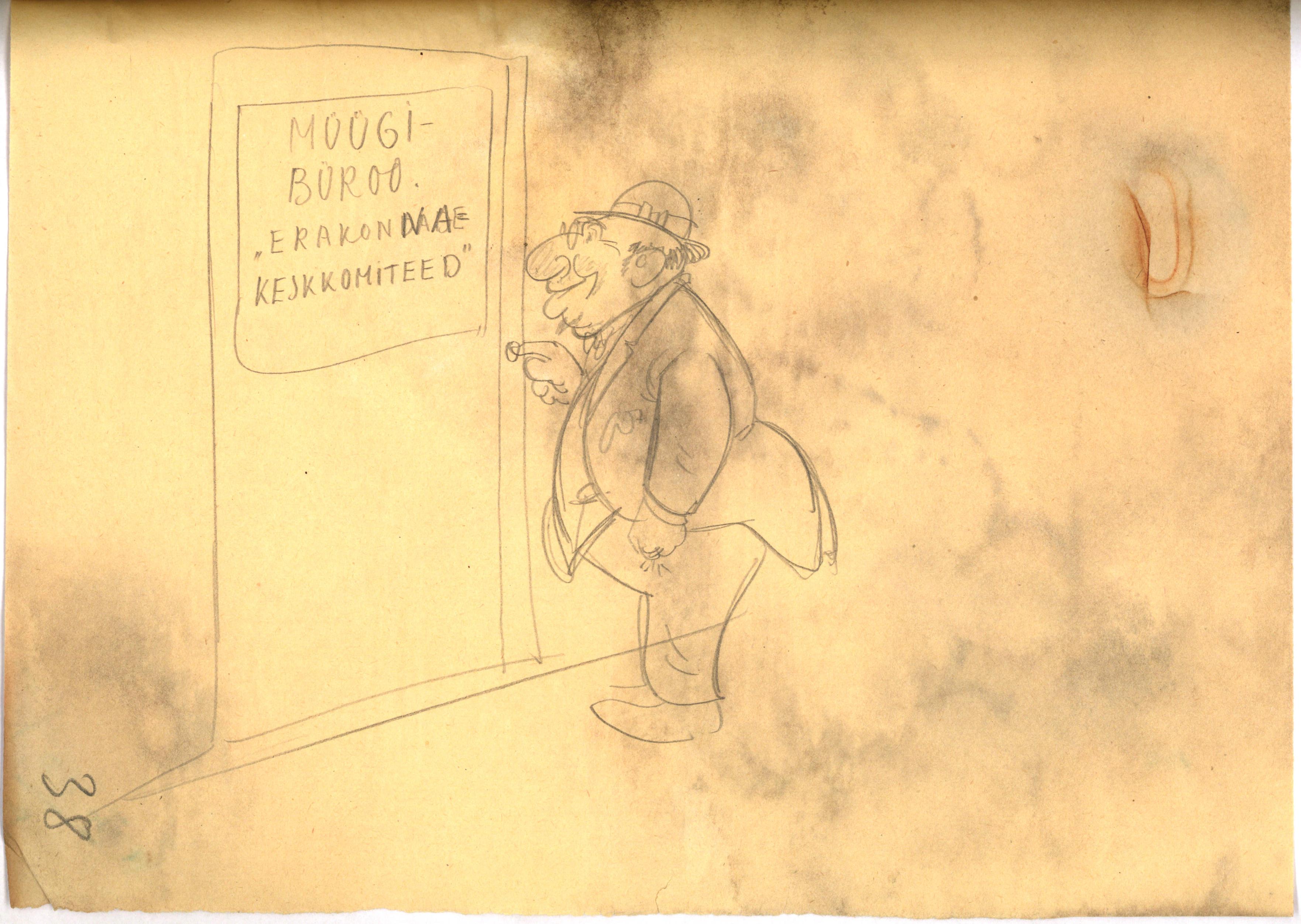 Riigikogu valimised aastal 1933. Autor Have Valtmann. ERA.1962.1.64