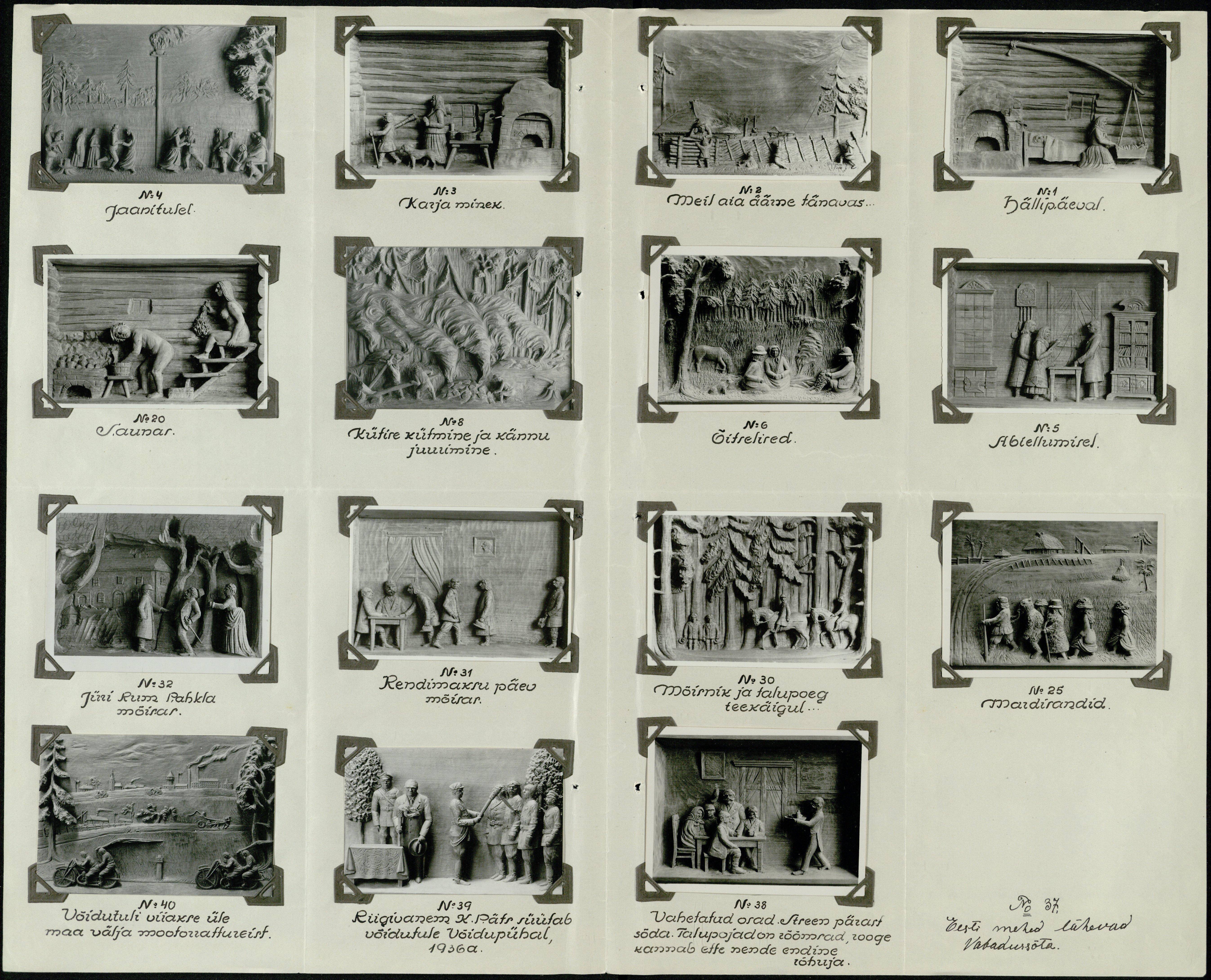 Lisa Jakob Jõgi kirjale Riigivanemale 25.11.1936
