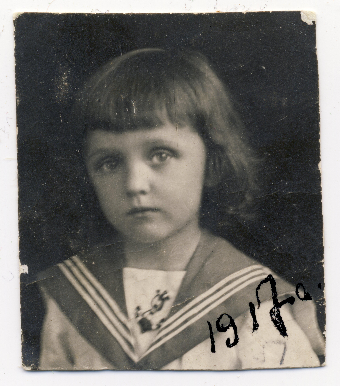 Raimond Valgre aastal 1917.