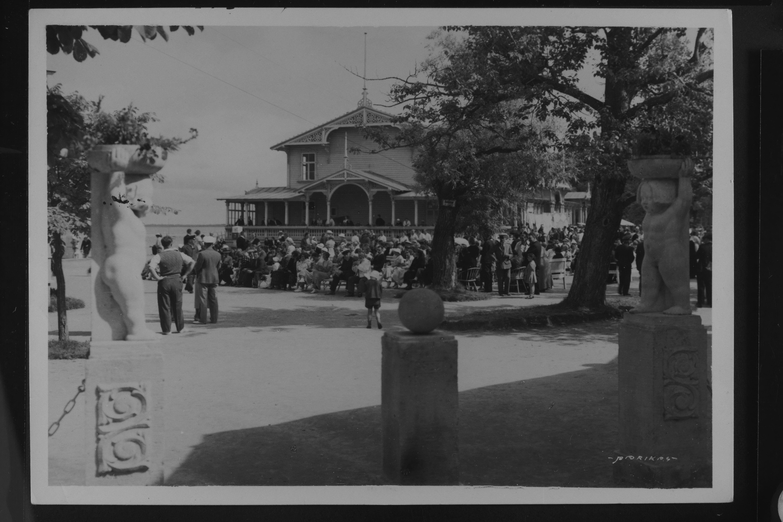 Haapsalu rannahoone, 1930. aastad. EFA.3.0-28948