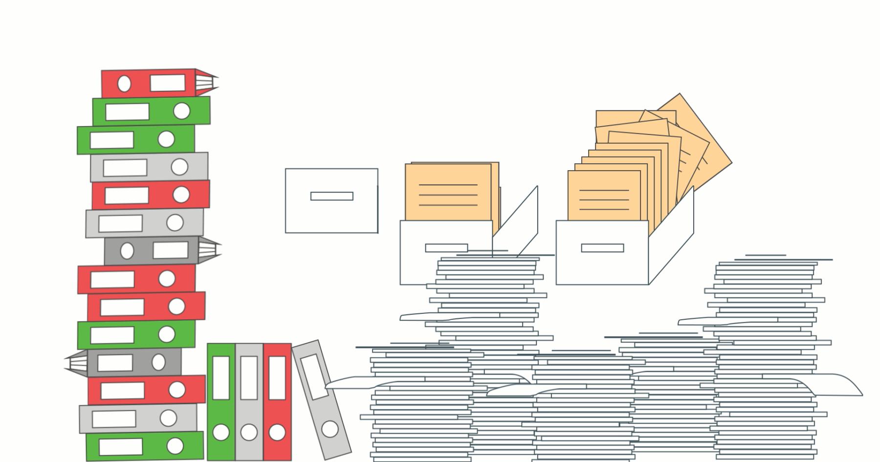 Ettevõtete ja organisatsioonide kohustused dokumentide säilitamisel
