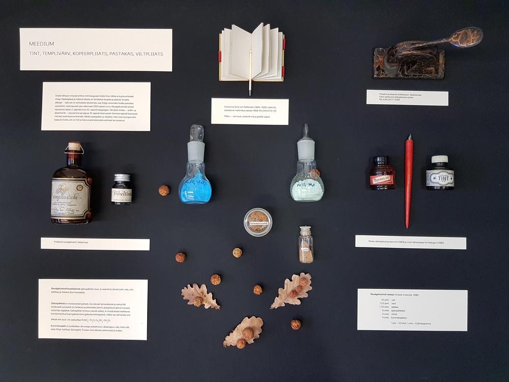 Arhivaalide mikro- ja makromaailm konservaatori pilgu läbi