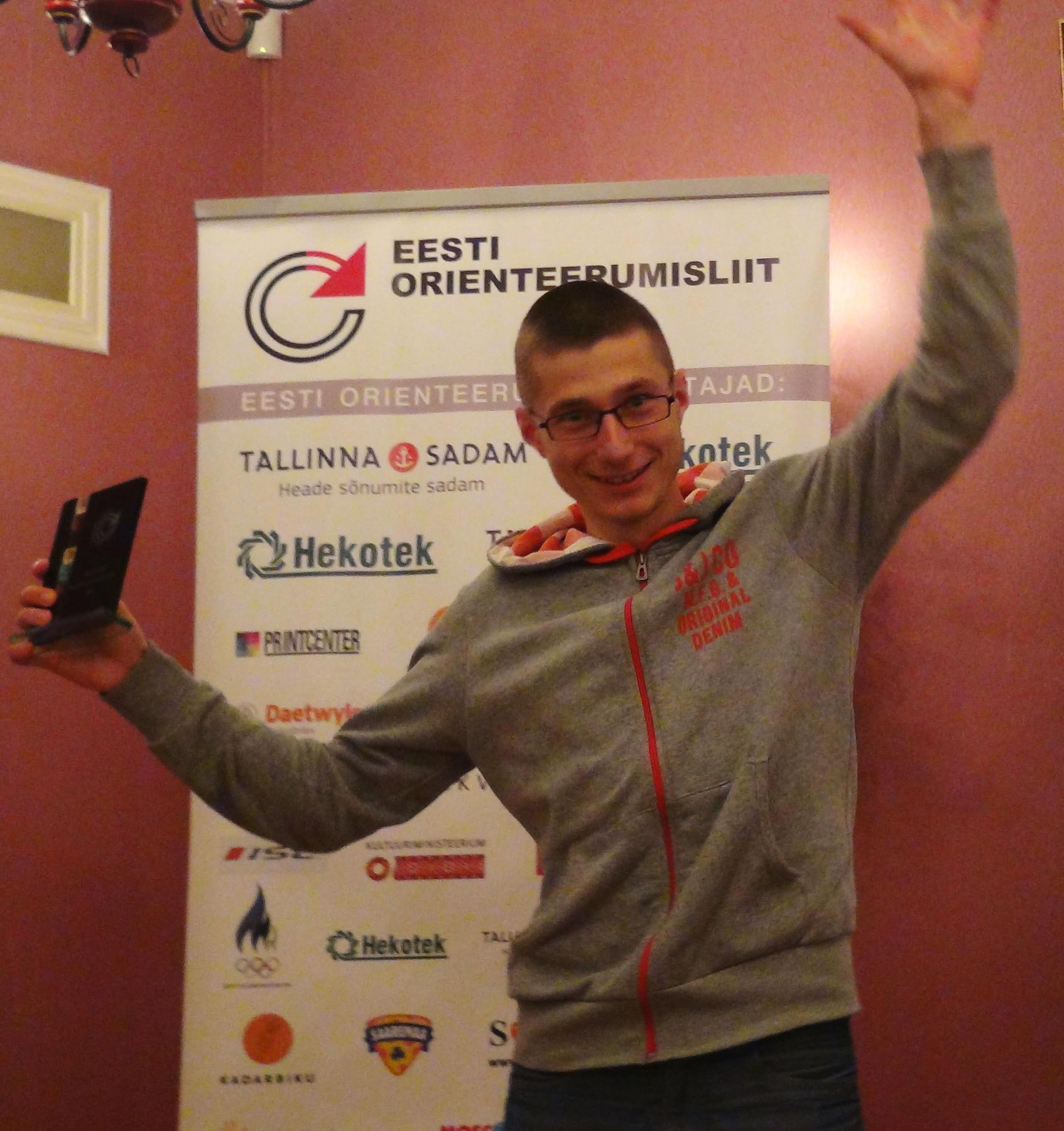 Tudengipreemia võitja 2014