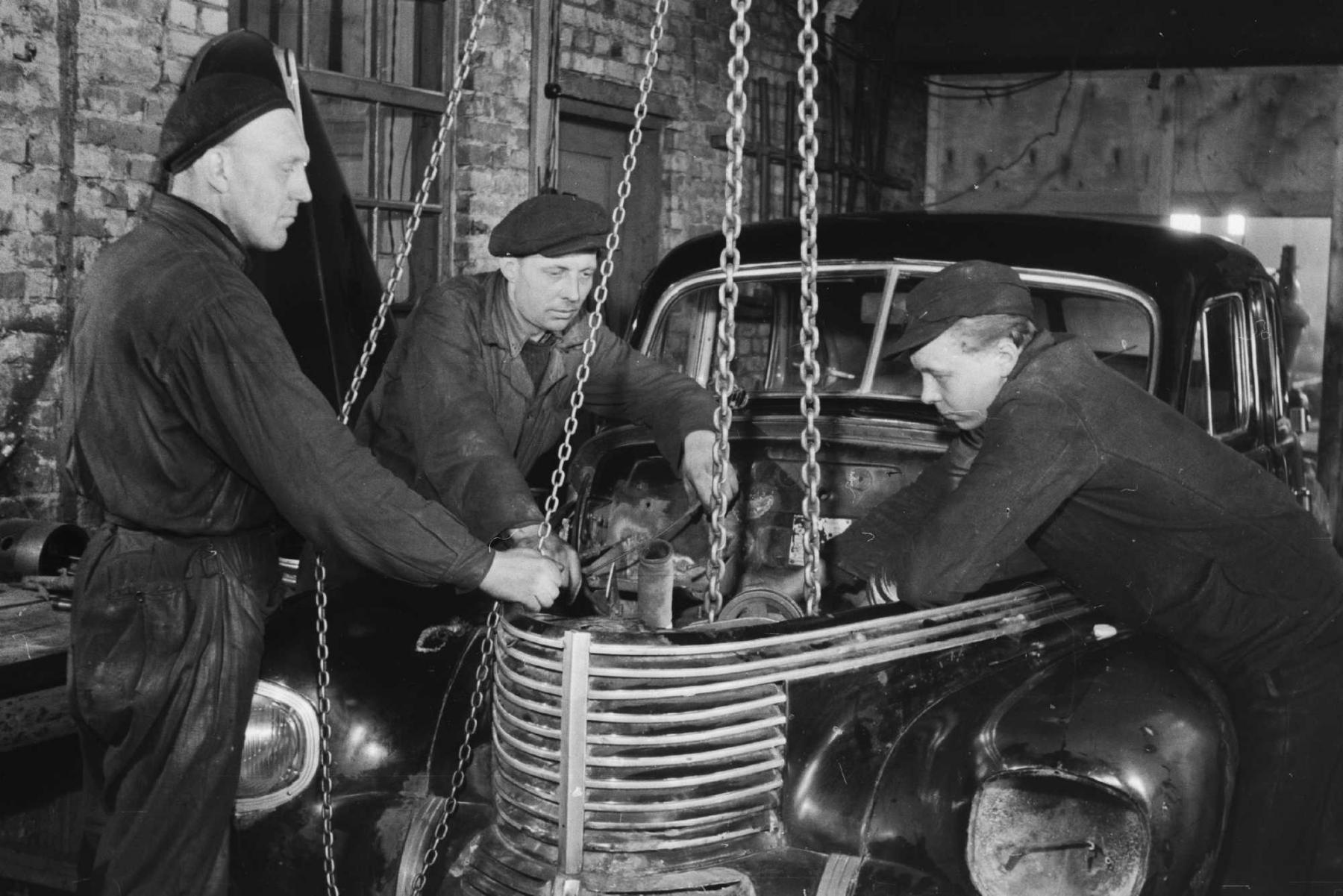 Ettevõtluse ajalugu on hoiul Rahvusarhiivis