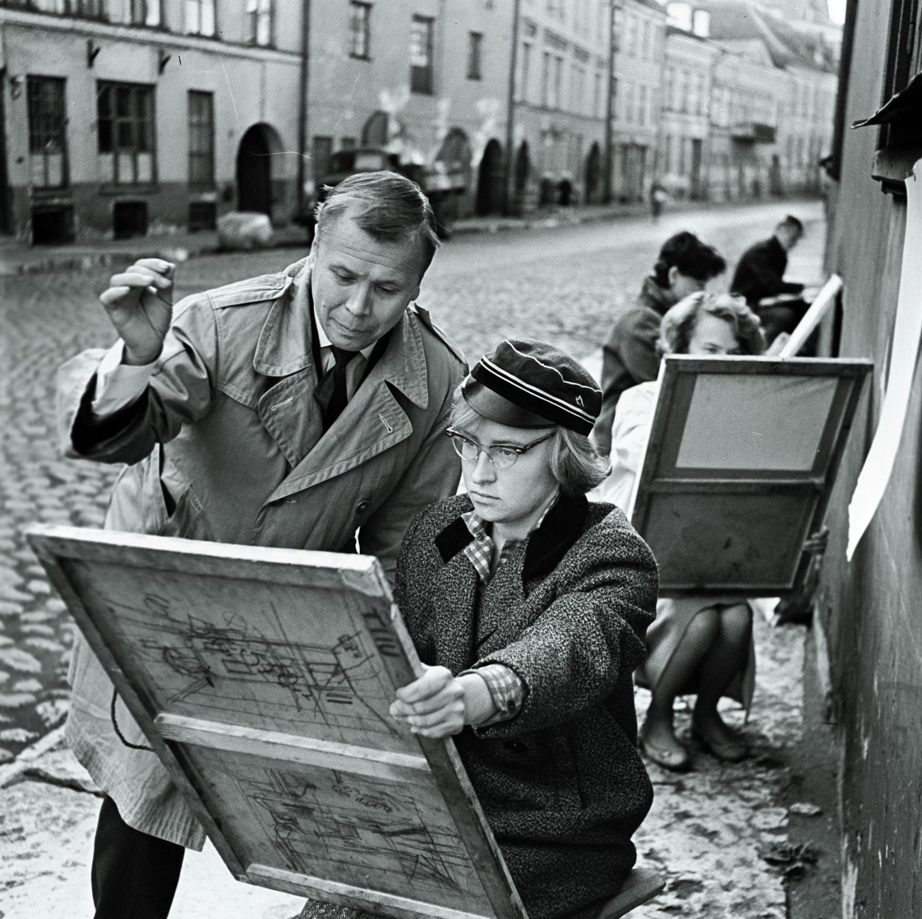 Eesti elukaared: Sajandi album — ülikool