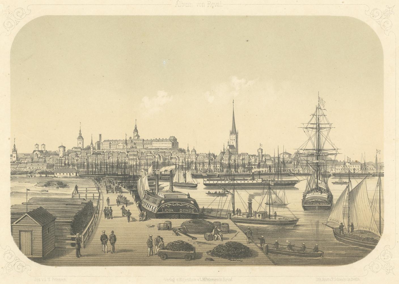 Dannebrog 800: Meri ja kaubandus