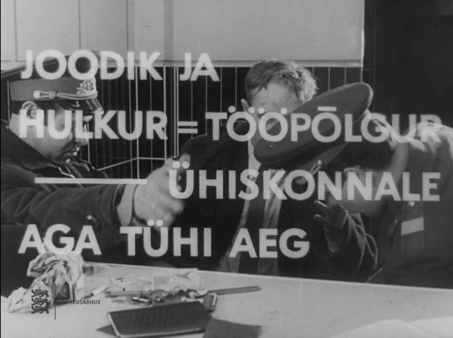 """Arhiivikino veebruarikuu programmis Tallinnfilmi probleem- ja õppefilmid alapealkirjaga """"Oh õudu!"""""""